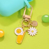 KEY RING- 옐로우 레몬 쥬시