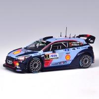 [현대] i20 쿠페 WRC 1:43(77138)