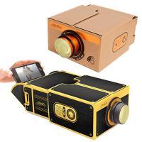 [원더스토어] DIY 스마트폰 프로젝터 2.0 Copper/Gold