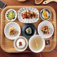 일본식기 혼밥식기세트 반상세트 오모테
