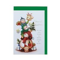 FS109-5 크리스마스카드 카드 성탄카드