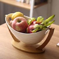 세라믹 과일 소품 쟁반 디저트 트레이 (중형)