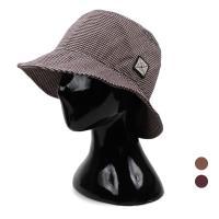 [디꾸보]체크 벙거지 버킷햇 모자 ET672
