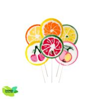 과일모양롤리팝6종세트