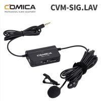 코미카 카메라 스마트폰 핀마이크 SIG LAV V05