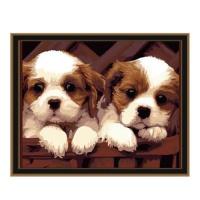 DIY 명화그리기 [ 귀여운 강아지 ] - 40cm*50cm