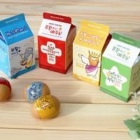 부활절 우유팩 달걀 포장박스(4종류 40개)