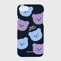 Bear affect-navy(color jelly)