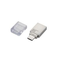 [엘레컴] 울트라 슬림 OTG2.0 32GB 메모리 MF-SBU232GSV-K