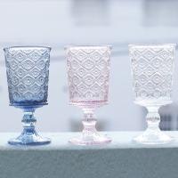 고블렛 글라스 유리잔 유리컵 물컵 컵