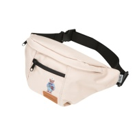 1992 BEAR WAIST bag beige