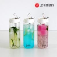 프랑스 레자티스트 클리어 캔잇 트라이탄 빨대텀블러