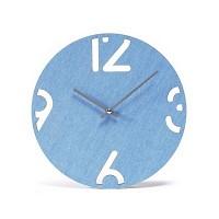 [퍼니피쉬]심플데님시계 - 스카이블루