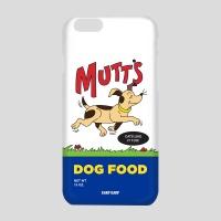 [어프어프] 하드케이스 Mutts dog-white