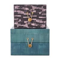 Box, Seasons, set of 2 sizesprints Sk1234
