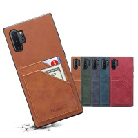 갤럭시S9 S9플러스 가죽 카드 포켓 범퍼 핸드폰케이스