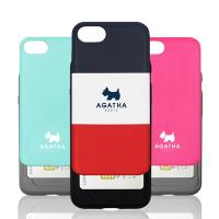 [AGATHA]아가타 슬라이드 카드케이스-아이폰7/7플러스6/6S/6플러스