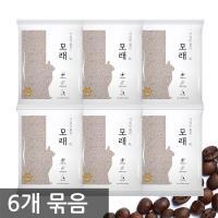 가성비 좋은 모래 4L 커피향 X6