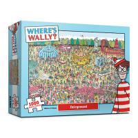 (알록퍼즐)1000피스 월리를 찾아라 놀이공원 AL3301