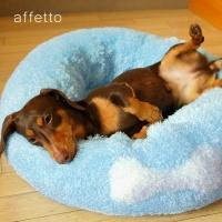 아페토 오리지널 도넛방석 (블루L)