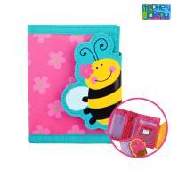 [스테판조셉] 지갑 - 꿀벌