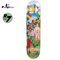 [enjoi] JIMMY CARLIN CARNIVAL R7 DECK 8.0