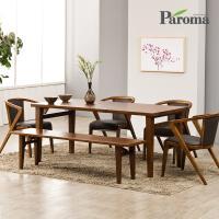 파로마 아벨 애쉬원목 6인용 식탁세트 A17