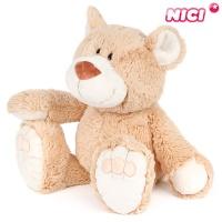 [NICI]니키 카라멜 베어 25cm 댕글링-31090