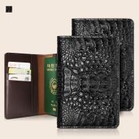 MP_마르틴A(카이만블랙)_여권지갑 여권케이스