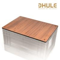 둘레 오픈 폴딩 박스용 에코우드 상판