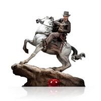 Indiana Jones 'Pursuit of the Ark' Statue