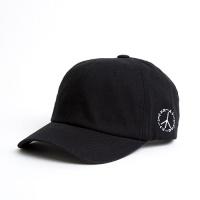 [옐로우스톤] 볼캡 BALL CAP PEACE - YS7003BS /BLACK