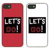 아이폰8케이스 LETS GO 스타일케이스