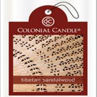 COLONIAL CANDLE 자연방향제 티벳의 백단향