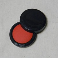 [Shachihata] 찌꺼기가 없고 리필해서 사용하는 일본 사찌하타 주육 인주-휴대용 40호