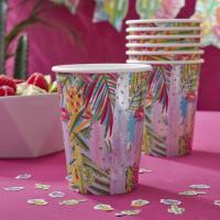 GR 트로피칼 핫썸머 종이컵 Paper Cups
