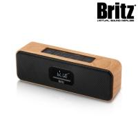 브리츠 프리미엄 휴대용 블루투스 스피커 BA-DL2 (블루투스 4.2 / 6W 고출력 사운드 / 라디오,알람)