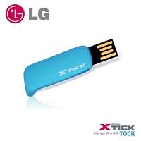 [LG전자] USB메모리 XTICK J5 TOCK [4GB] (USB2.0 / 슬라이드방식 / 데이터보호 / 플러그 and 플레이 / )
