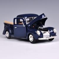 [모터맥스] 1:24 1940 포드픽업(블루) (73234)모형자동차/다이캐스트