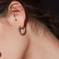 plano rope earring