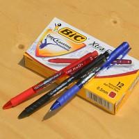 [BIC] EZ잉크로 부드러운 0.5mm 유성볼펜-프랑스 빅 Xtra EZ+ 1타스 HA122-3s