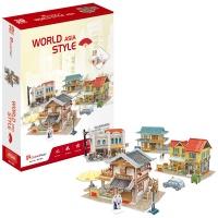 [3D퍼즐마을][W3190h] 월드스타일 아시아 (World Style Asia)