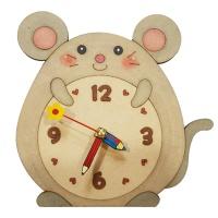 행복하쥐 탁상시계