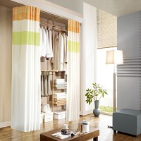 프라임 네오스타일 드레스룸 우드4폴(색상선택형)