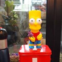 [무료배송]The Simpsons Bart Figures 심슨 바트 피규어 27cm
