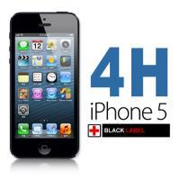아이폰5전용 고투명 액정보호필름