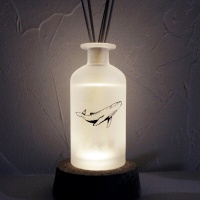 [THE ENSOUL] Diffuser Lamp Set - Whale (고래세트)