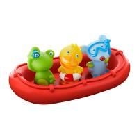 목욕장남감- 동물친구들 보트