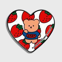 strawberry bear-white(하트톡)