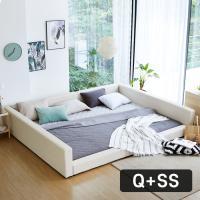 패밀리B형 가드 침대 Q+SS (포켓매트) OT067